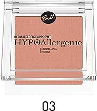 Bell hipoalergénico modelos Rouge Powder Nº 03Dermatólogo aprobado