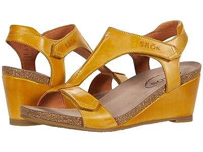 Taos Footwear Sheila (Yellow) Women