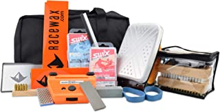 RaceWax Digital Ski Snowboard Tuning Kit