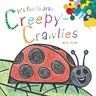 It's Fun to Draw Creepy-Crawlies
