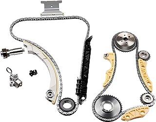 کیت زنجیره تایم موتور ، قطعات زمانبندی خودرو جایگزین خودروهای ECCPP بدون مجموعه پمپ آب برای 2008-2015 شورولت Malibu Equinox Buick L4 2.0L 2.2L 2.4L