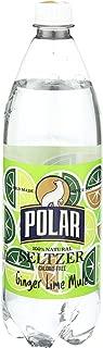 Polar Beverages, Seltzer Ginger Lime Mule, 33.8 Fl Oz
