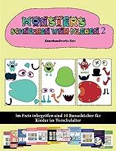 Kunsthandwerks Sets 20 Vollfarbige Kindergarten