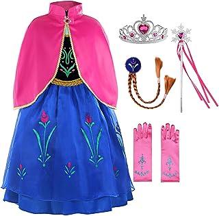 ReliBeauty Little Girls G8180 Retro Princess Fancy Dress Costume