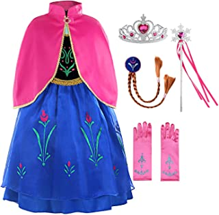 Little Girls G8180 Retro Princess Fancy Dress Costume