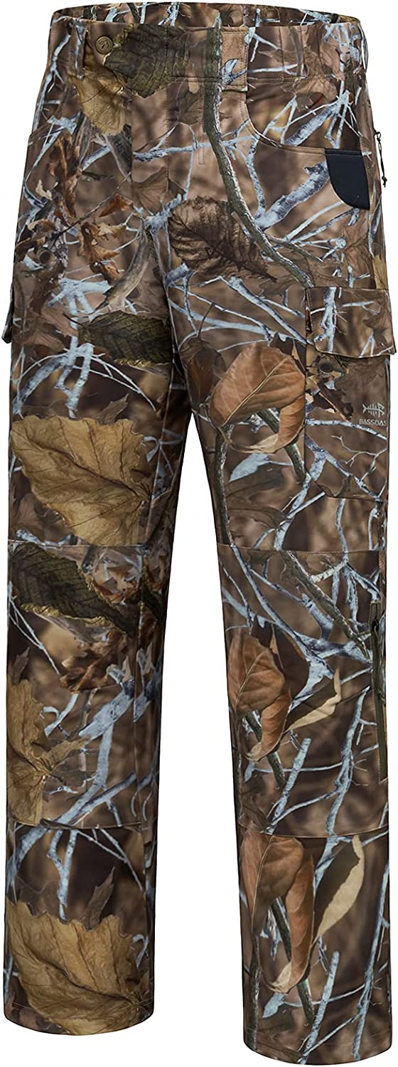 In a popularity BASSDASH Invis Men's Stretch Hunting Resistant Water San Antonio Mall Pants