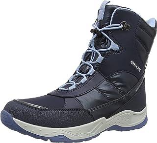 Geox Damen J Sentiero Girl B Wp Ankle Boot