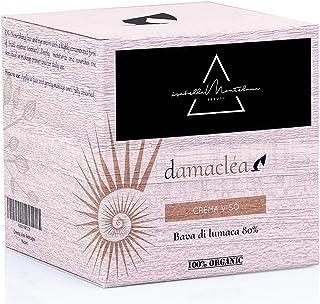 Crema facial de baba de caracol 80% con manteca de karité y aceite de argán crema antiarrugas biológica hidratante para ac...