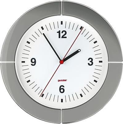 guzzini(グッチーニ) 掛け時計 グレー サイズ:Φ37×h4.9cm ウォールクロック I-CLOCK 28950092
