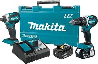 Makita XT269M 18V LXT Lithium-Ion Brushless Cordless 2-Pc. Combo Kit (4.0Ah)