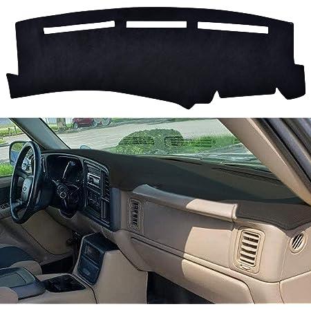Dash Design Car Mat Dashboard Cover for Chevy 2015-2019 Silverado 1500-2195-2