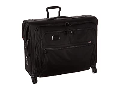 Tumi Alpha 3 Medium Trip 4 Wheeled Garment Bag (Black) Luggage