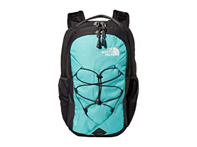 The North Face Jester Backpack (Lagoon/Asphalt Grey) Backpack Bags