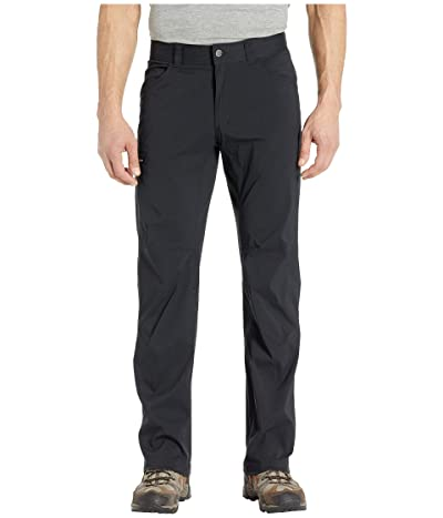 Columbia Silver Ridgetm II Stretch Pants (Black) Men