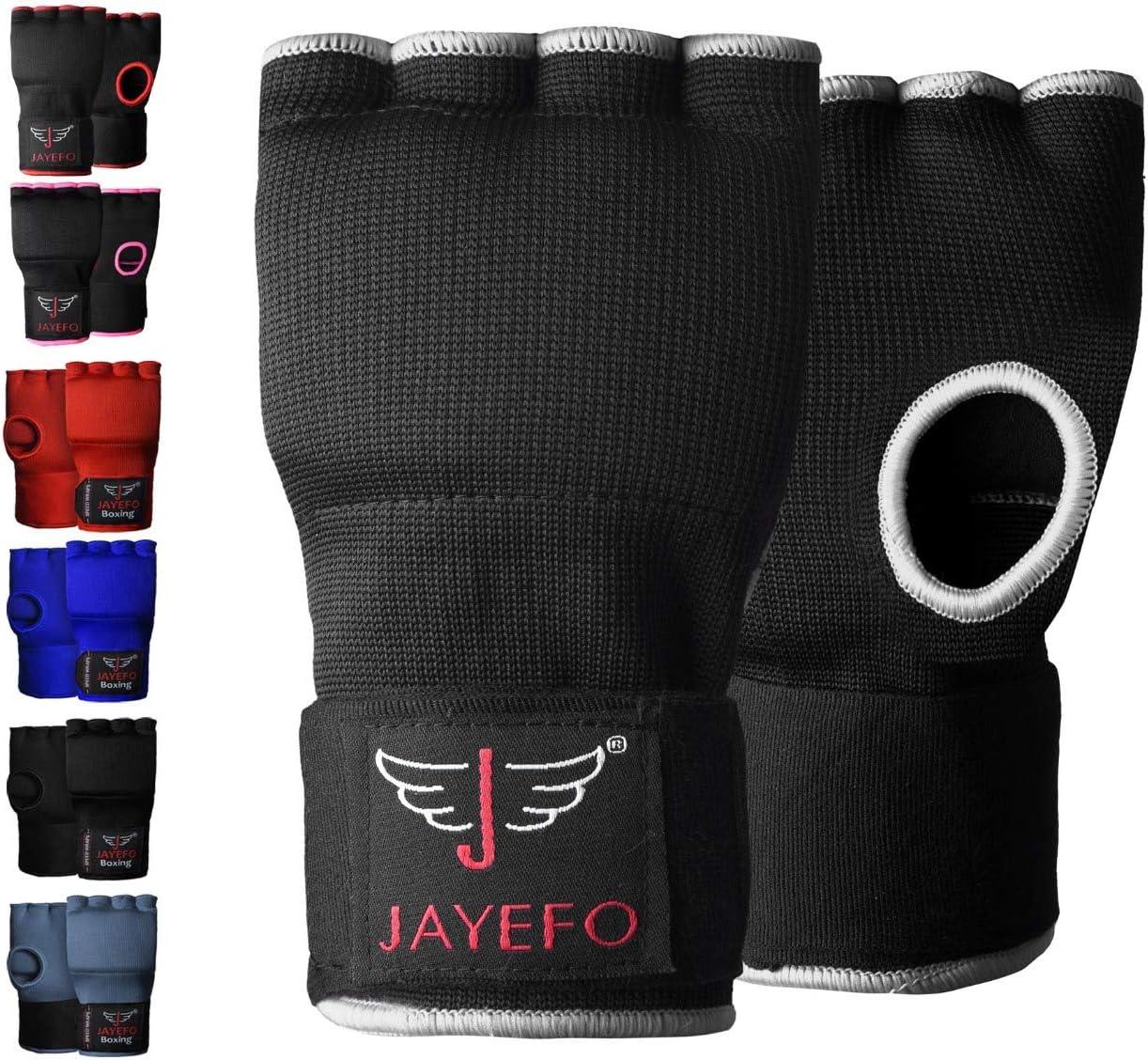 Spring new work Jayefo Padded Speed Arlington Mall Wraps Inner Training Elastic Gloves Gel Hand