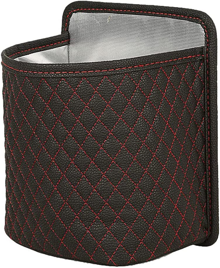 BAWAQAF Minneapolis Mall Car Trash Can Garbage Max 68% OFF Bag for Hanging with Back Seat
