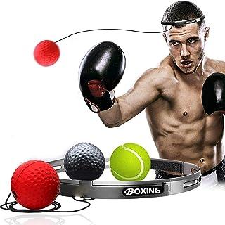 ボクシング パンチングボール 格闘技 練習用ボール パンチングボール 動体視力 反射神経 ボール 打撃練習 ストレス発散 軽量 迅速な対応能力など鍛え ストレス発散 3枚セット