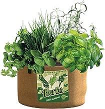 Panacea Products 5 Gallon Grow Bag Herbs