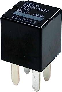 OMRON 4 Pin Automotive Relay G8VA1A4TR01, 68207357AA,68207357AA,68055797AA, 68207357AA, DC12, G8VA-1A4T-R01, VH28-11F24-S01, VH2811F24S01.