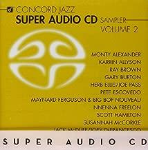 Concord Jazz Sampler, Vol 2 Hybrid