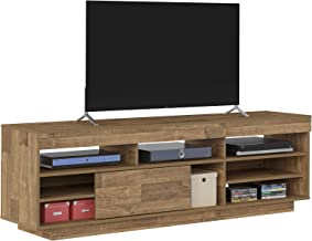 Artely Treviso TV Table for 60 Inch TV, Rustic - H 56.5 Cm x W 180 Cm x D 41.5 Cm