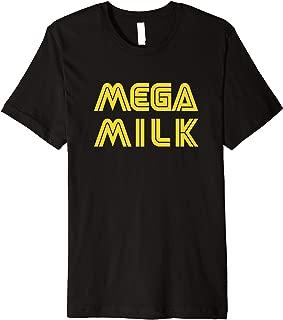 Mega Milk Anime Meme Funny Manga Otaku Hentai Cosplay Gift Premium T-Shirt