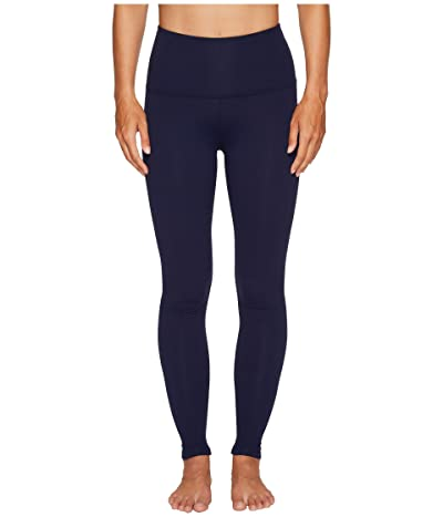 Beyond Yoga Take Me Higher Leggings (Valor Navy) Women