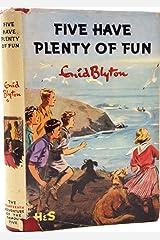 Five Have Plenty of Fun (Famous Five #14 Kindle Edition