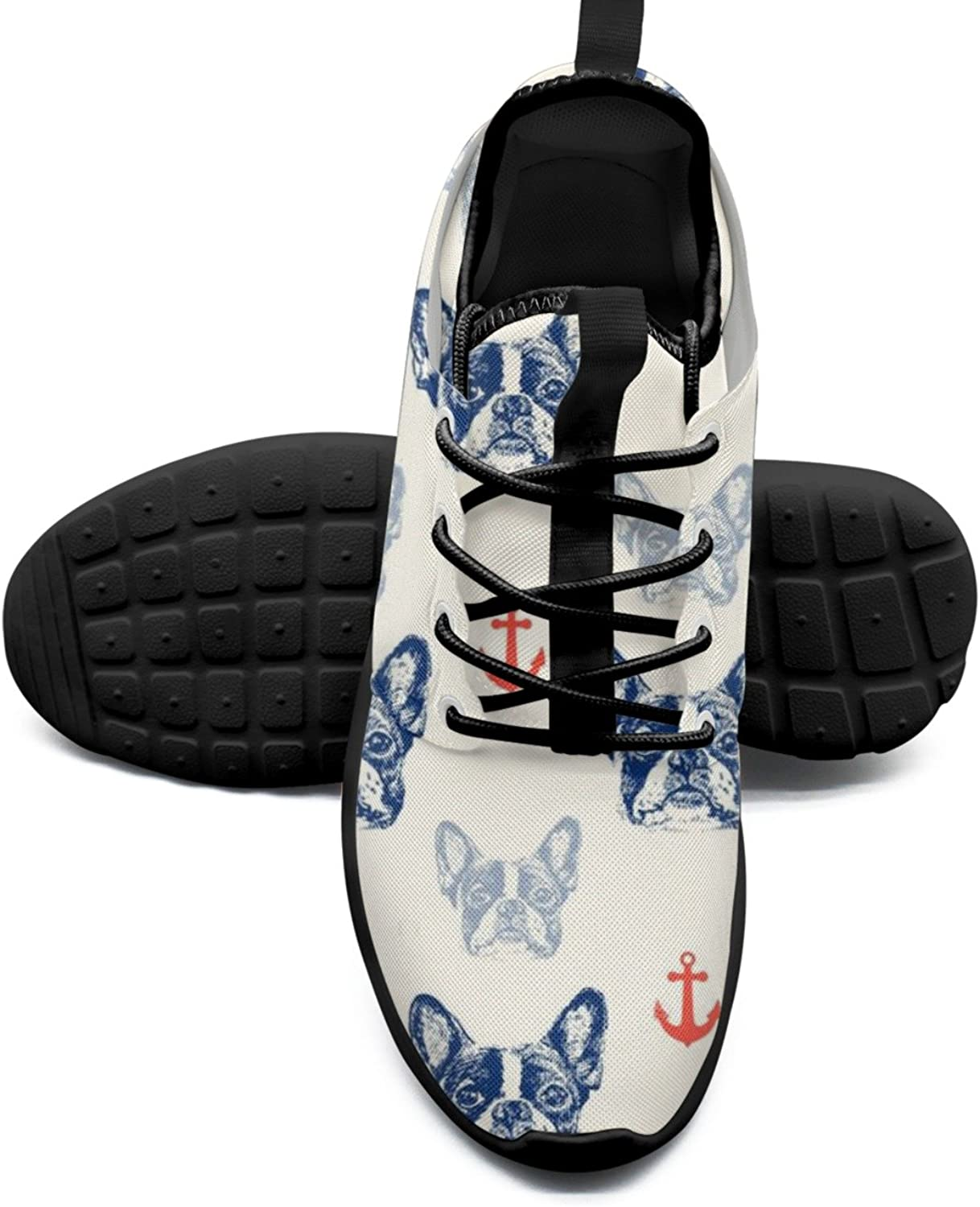 Women's Fashion Lightweight Volleyball Sneakers Anchor Bulldog Simple Running shoes