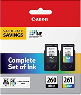 Canon PG-260 / CL-261 Value Pack