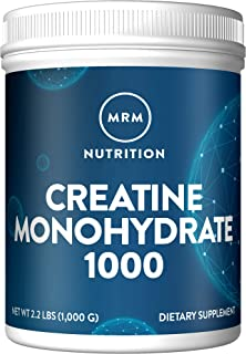 Creatine Monohydrate 1000g Powder (Micronized)