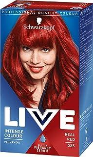 Amazon.es: tinte pelo rojo