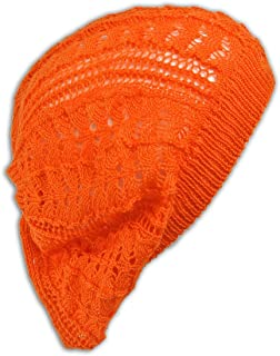 4373411bd6a28 Amazon.com  Oranges - Berets   Hats   Caps  Clothing