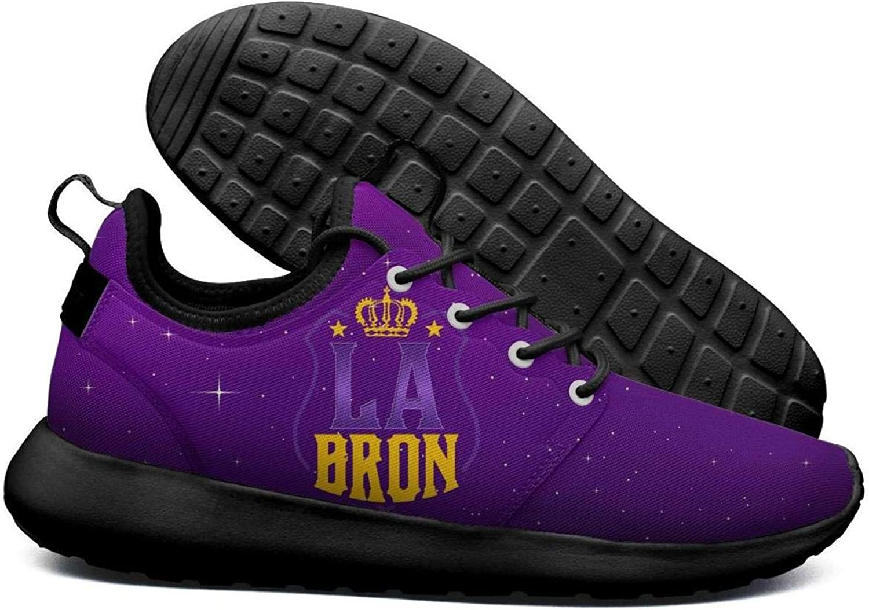 Womens Roshe Two Lightweight La_Bron_Yellow_Logo_Basketball Beautiful Cross-Trainer mesh shoes