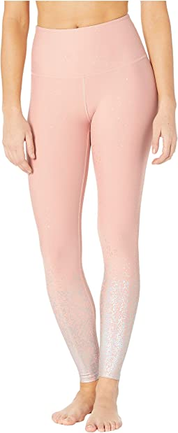 Tinted Rose Holographic Speckle