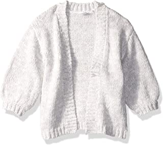 Crazy 8 Baby Girls Long Sleeve Open Front Cardigan