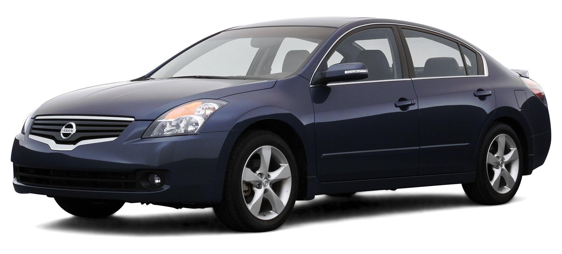 2007 Mazda 3 Mazdaspeed3 GT, 5-Door Hatchback Manual Transmission, 2007 Nissan Altima 3.5SE, 4-Door Sedan V6 Manual Transmission ...