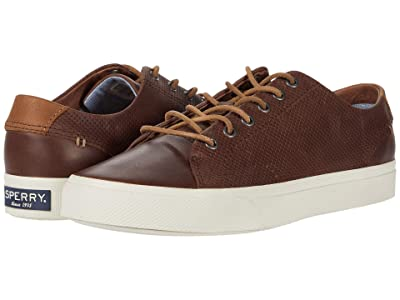 Sperry Striper Plushwave LTT (Brown) Men