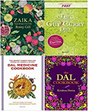 Zaika [Hardcover], Lose Weight Fast The Slow Cooker Spice-Guy Curry Diet Recipe Book, Dal Medicine Cookbook, The Dal Cookb...