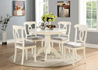 Best tall round dining table and chairs Reviews