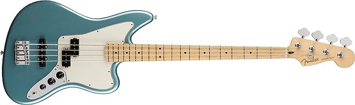 Fender エレキベース Player Jaguar® Bass, Maple Fingerboard, Tidepool