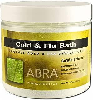 Cold & Flu Bath Abra Therapeutics 1 lbs Powder