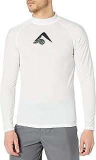 قميص بلاتينيوم باكمام طويلة وبعامل حماية من الاشعة فوق البنفسجية 50+ للحماية من الطفح من كانو سيرف