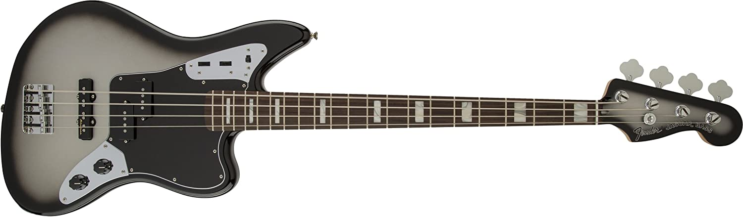 Fender Troy Sanders Signature Series Rosewood - latest Jaguar Bass Fing Challenge the lowest price of Japan