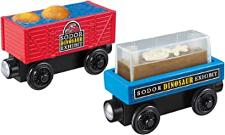 Fisher-Price Thomas & Friends Wooden Railway, Dino Fossil Discovery - Battery Operated