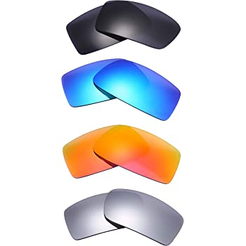 Fuse Lenses Polarized Replacement Lenses for Fox Racing The Matter