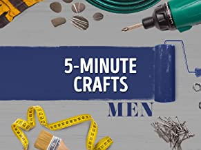 5 Minute Crafts Men
