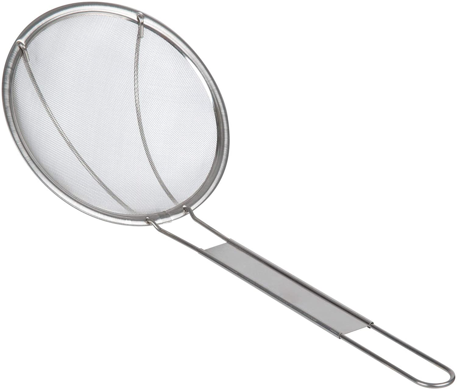 Sunrise Stainless Steel Round Skimmer Inventory cleanup selling sale or Crumbs Cleaning Charlotte Mall Sma for