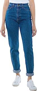 American Apparel Women's High-Waist Jean, Medium