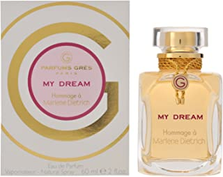 Parfums Gres My Dream Hommage A Marlene DietriFor Women Eau De Parfum, 60 ml